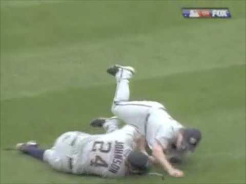 Nick Johnson Suffers Broken Leg in...