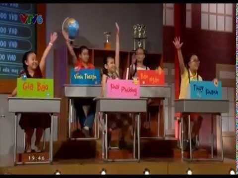 Ai thông minh hơn học sinh lớp 5.Băng Di và Hồ Quang Hiếu  ngày 20/07/2014