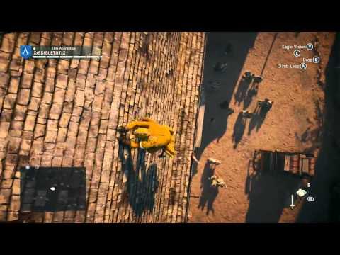 Assassin's Creed Unity Glitch