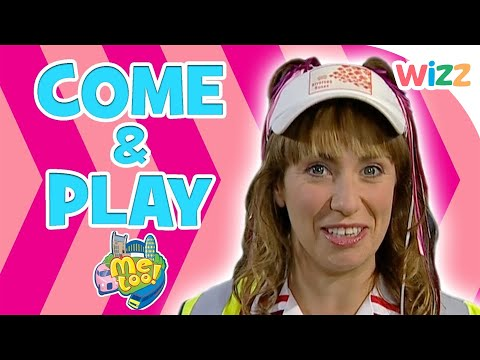 Me Too! - Come and Play | Wizz | TV Shows for Kids