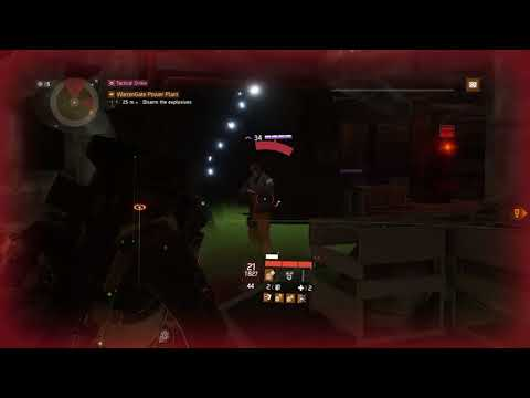HOW TO GET RAMPAGE COMMENDATION - GE STRIKE - 1.8 Tom Clancy's Division |