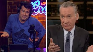 REBUTTAL: Bill Maher's Transgender Period Lies! | Louder with Crowder