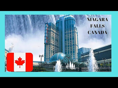NIAGARA FALLS: Spectacular FALLSVIEW CASINO RESORT (Canada)