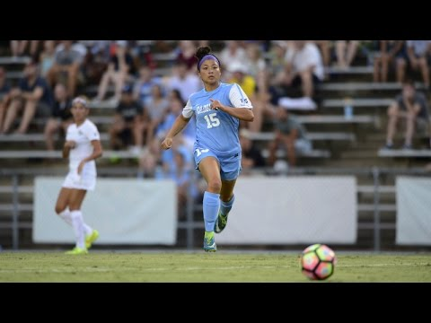 UNC Women's Soccer: Heels Blank 49ers 3-0