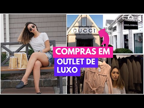 NYC #10 | COMPRANDO MARCAS DE LUXO no WOODBURY OUTLET