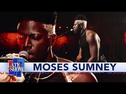 Moses Sumney: 'Cut Me'