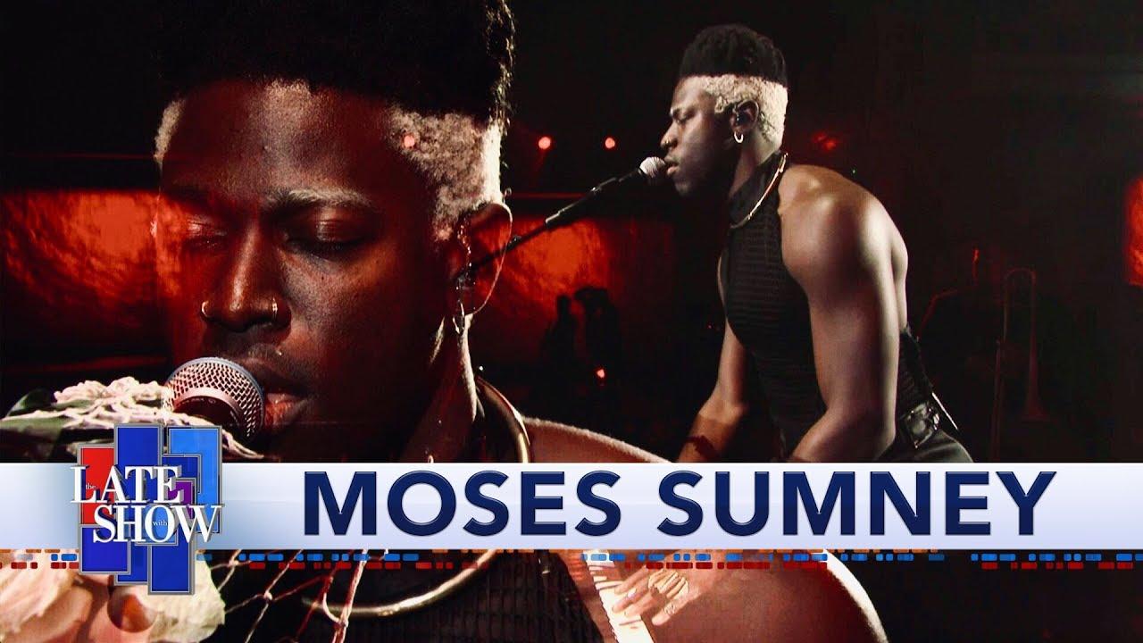 """Moses Sumney: """"Cut Me"""""""