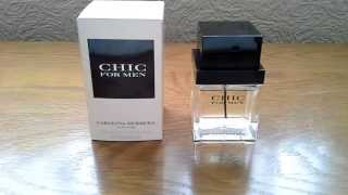 Carolina Herrera Chic For Men Review Thumbnail