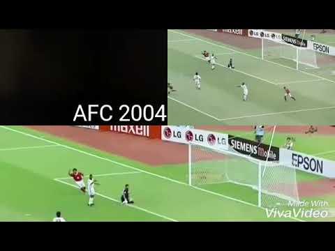 GOL TERBAIK TIMNAS INDONESIA - GOL TERBAIK AFC 2004 - THE LEGEND - PONARYO ASTAMAN