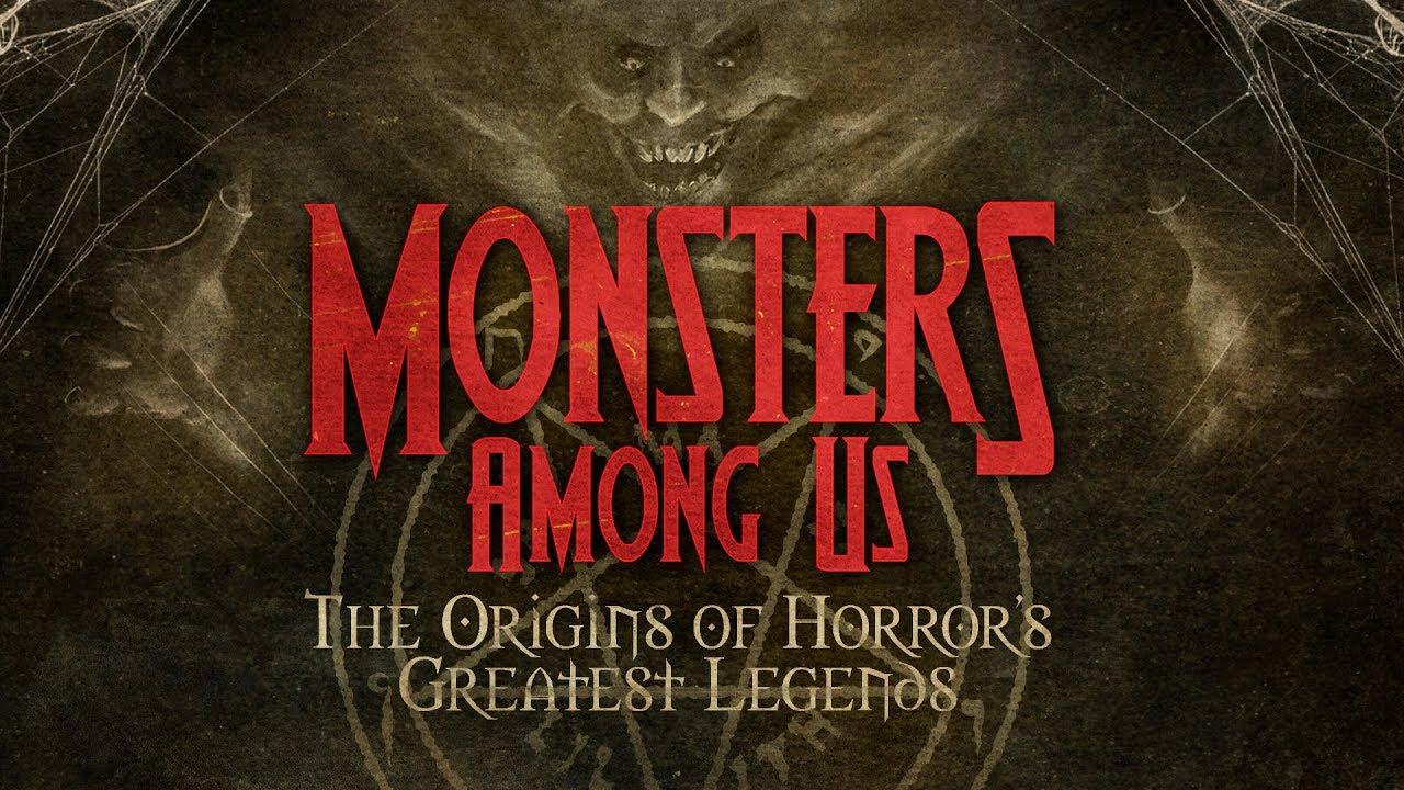 Monsters Among Us Lyrics