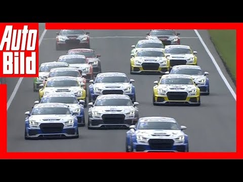 Audi Sport TT Cup (2017) - Mikel Azcona siegt in Zandvoort