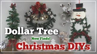 DOLLAR TREE DIY CHRISTMAS DECOR & CHIRSTMAS SHOP WITH ME, New Finds | Momma From Scratch