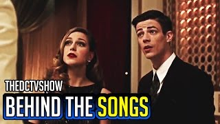 "The Flash 3x17 Special ""Behind The Songs"" Supergirl Musical Crossover Featurette"
