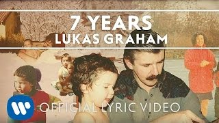 Lukas Graham - 7 Years [OFFICIAL LYRIC VIDEO] thumbnail