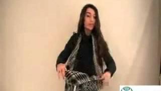 видео Как завязать арафатку на шее