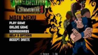 Wolf of the Battlefield Commando 3 - Sinistermoon