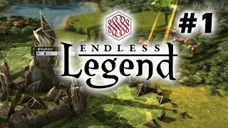 Endless Legend - Necrophages - E1 - Why this game ROCKS!