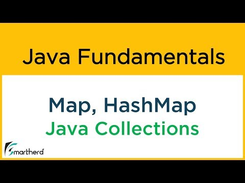 #10.3 Java Collection Tutorial: Map And HashMap | Key-Value Pair Entry