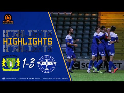 Yeovil Eastleigh Goals And Highlights
