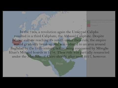 The Rise & Fall of Abbasid Caliphate