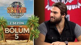 Survivor Panorama 2.Sezon | 5.Bölüm