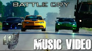 Imagine Dragons - Battle Cry MV [Ragin Nation Fan Edit] from Transformers Age of Extinction Mp3