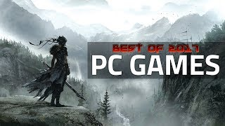 Best PC Games of 2017