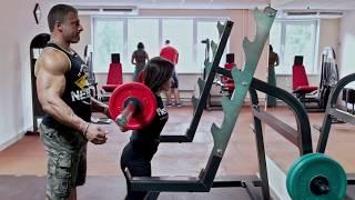 Персональная тренировка со Станиславом Линдовером 30.05.15