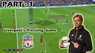 Jurgen Klopp39s Liverpool Pressing and How to Break it  Tactical Analysis