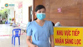 TIN TP. HCM: Khẩn trương thực hiện lấy mẫu những trường hợp trở về từ Đà nẵng từ 01/7/2020