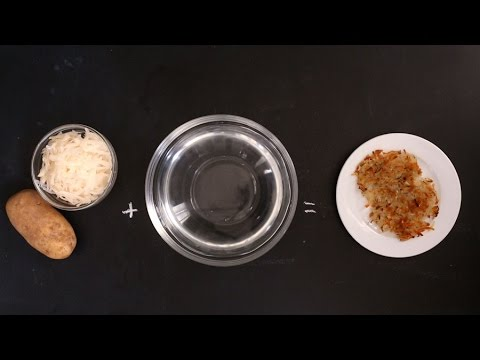 The Trick to Perfectly Crisp Hash Browns - Kitchen Conundrums with Thomas Joseph