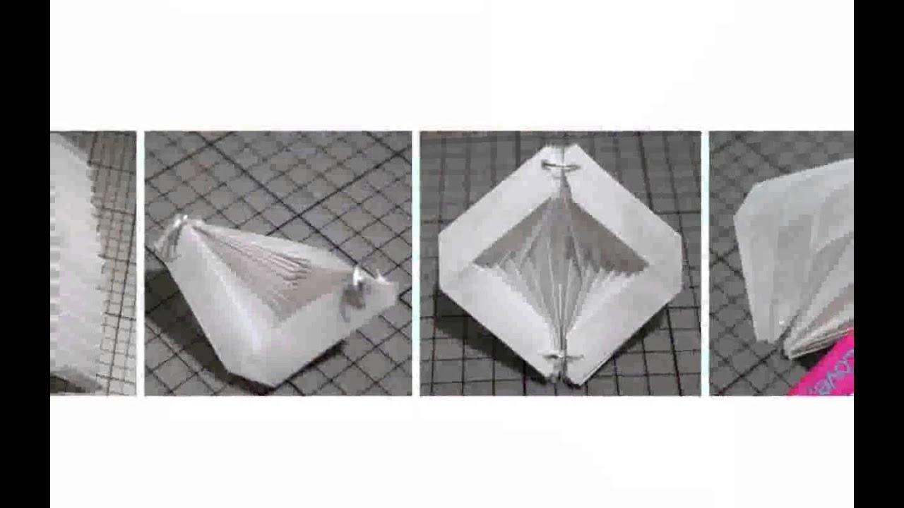 Lampe aus papier selber basteln youtube - Lampe kinderzimmer basteln ...