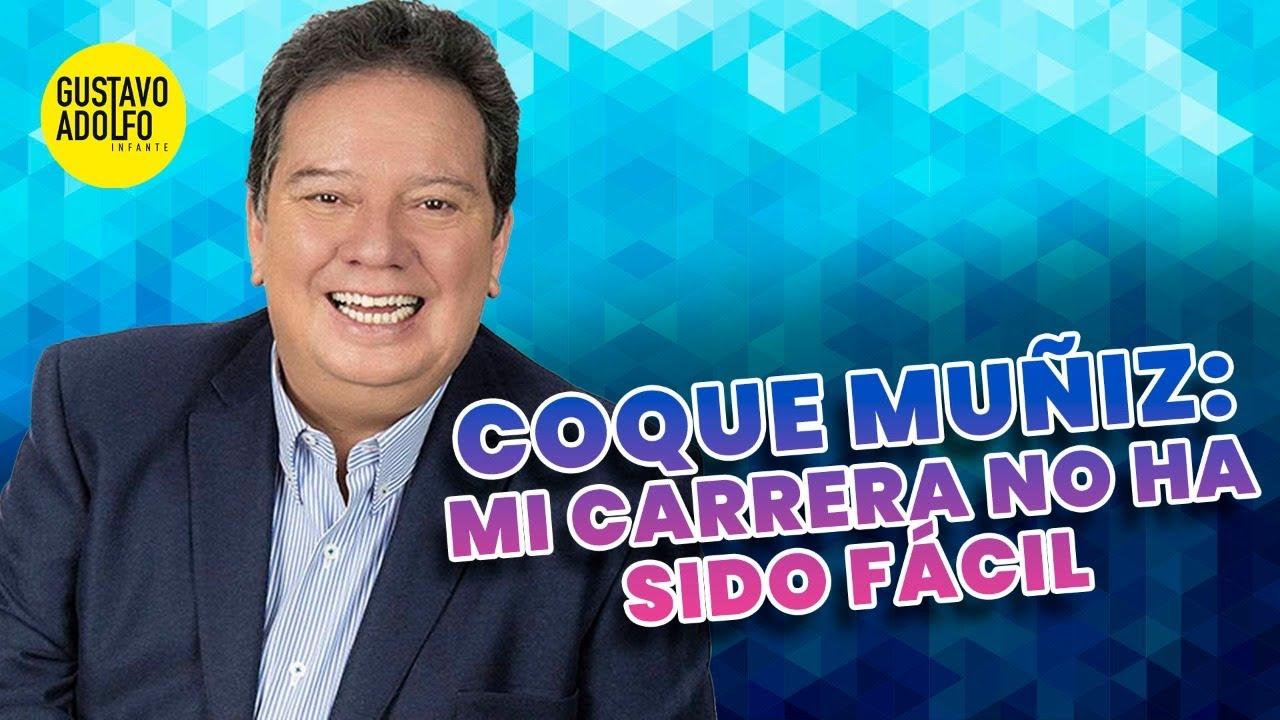 Coque Muñiz revela si le pesó ser hijo de Marco Antonio Muñiz en su carrera