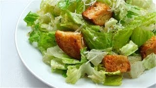 Secret Stolen Fake - Caesar Salad Dressing Recipe