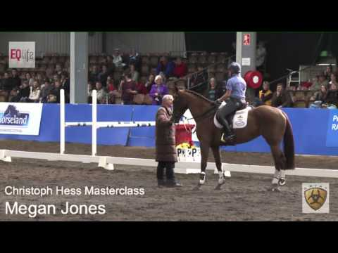 Masterclass with Christoph Hess - 2013 Melbourne International 3 Day Event