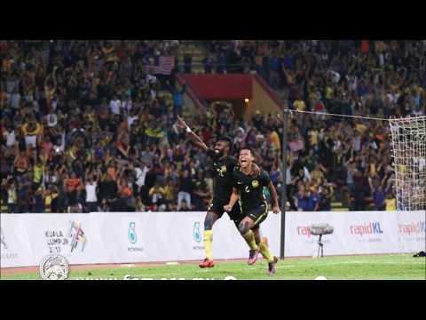 Victory Wining Malaysians Tigers SEA Games 2017
