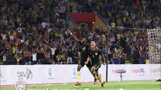 detik kemenangan harimau malaya di sukan sea 2017