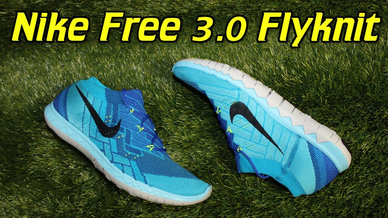 newest collection 1eed5 2391b Nike Free 3.0 Flyknit 2015 - Review + On Feet - YouTube