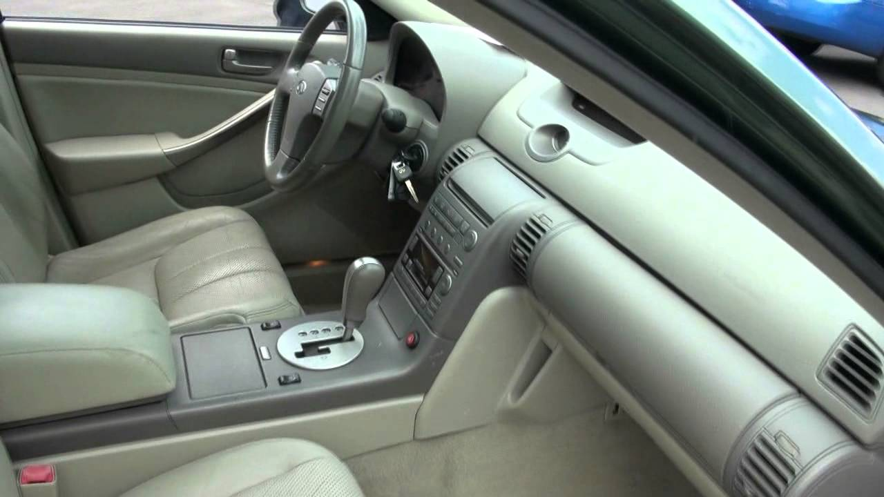2003 infiniti g35 sedan youtube 2003 infiniti g35 sedan vanachro Choice Image