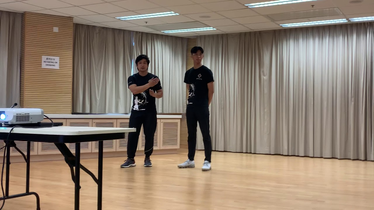 蔡鎮崑拳手分享如何把意拳的原則應用於擂台比賽