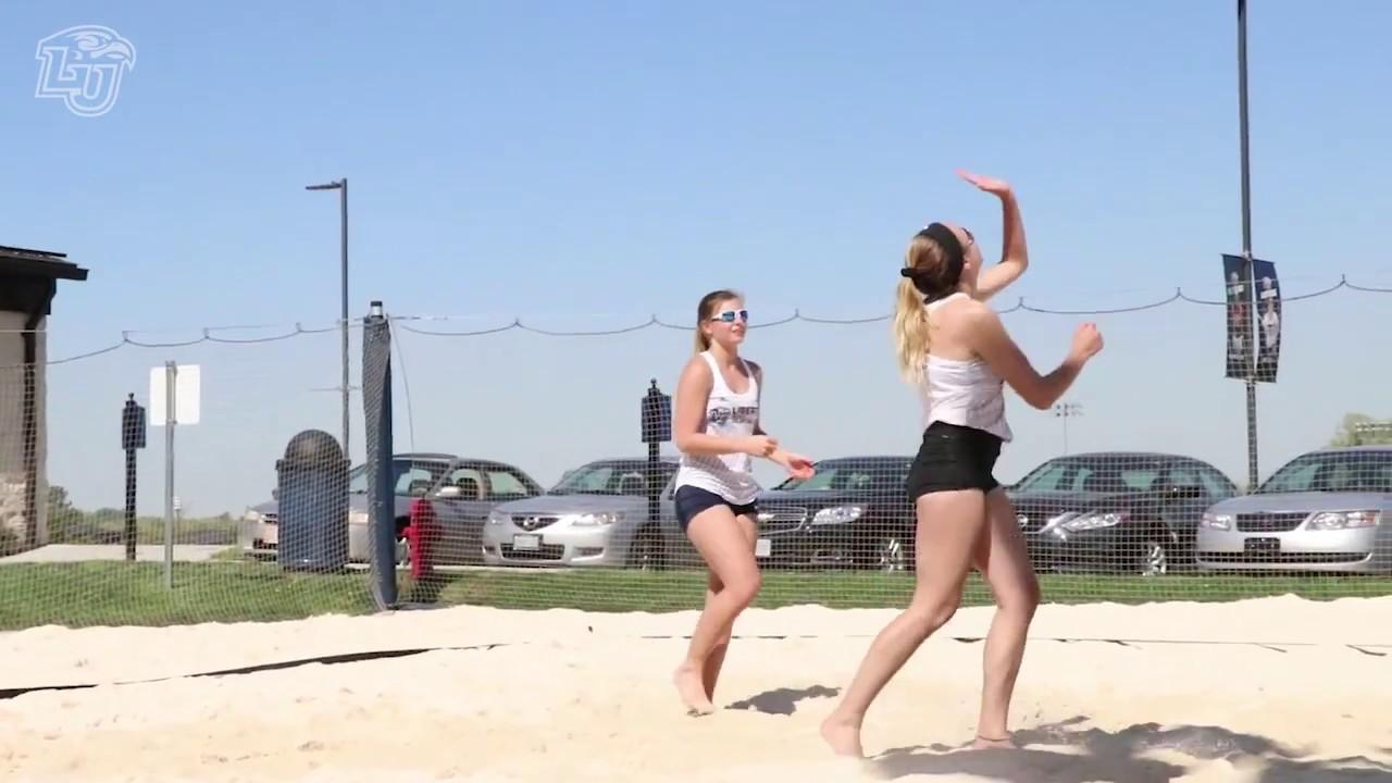 Ncsva Beach Volleyball Tournament Draws Largest Field To Lu Club Sports Liberty University