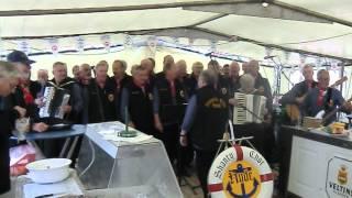 Shanty Chor Hude - Wir lieben die Stürme - Matjestage Emden 2012