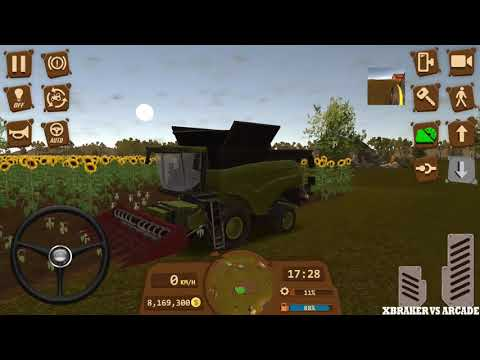 Farmer Sim 2018 by Ovilex - Carrer Mode: All vehicles Unlocked Thawed by the Sunflower - GamePlay HD
