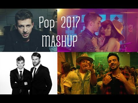 Pop Songs World 2017 || Mashup Despacito, Paris, Attention, Kissing Strange, Wild Thoughts by SRj