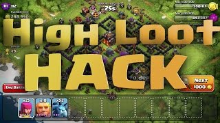 Clash Of Clans Hack (Working On Main Sever)