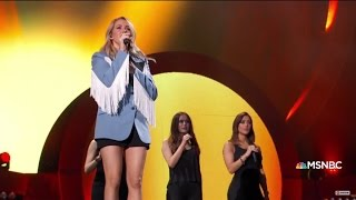 Ellie Goulding Love me like you do/ Anything could happen Live at Global Citizen Festival 2016
