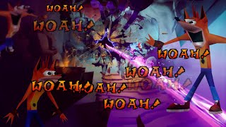Crash Bandicoot 4: It's About Time - WOAH YEAH! (Woah Meme)