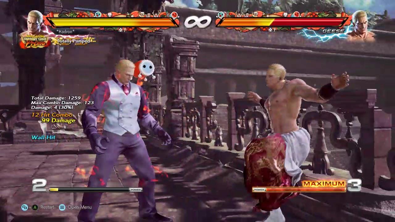 My New Year Combo Submissions Tekken Amino Amino