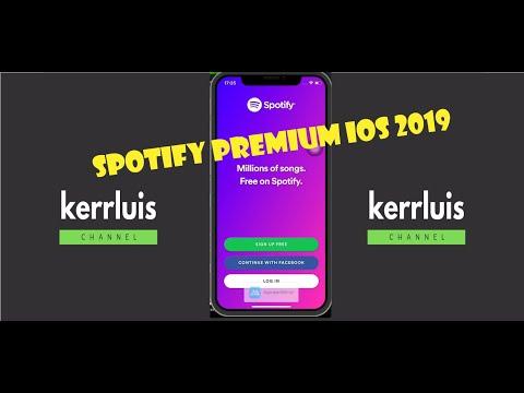 [Tutorial] FREE Spotify Premium for IOS 2019 thumbnail