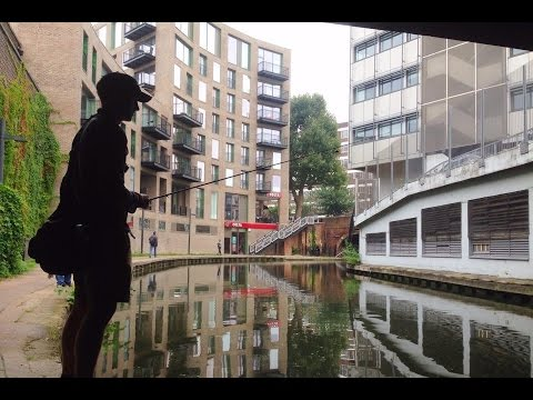 British Lure Angling Championships, Street Fishing Regents Canal